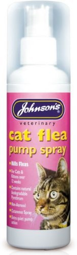 Gato pulgas Bomba Spray
