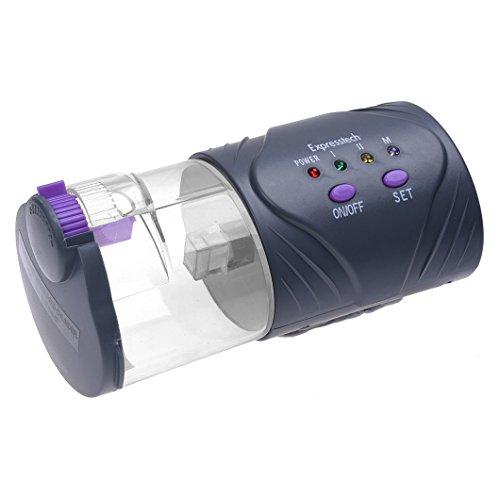 Dispensador de Comida con Temporizador Expresstech