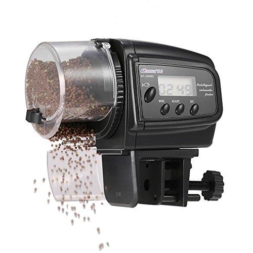Alimentador automático de peces Andoer