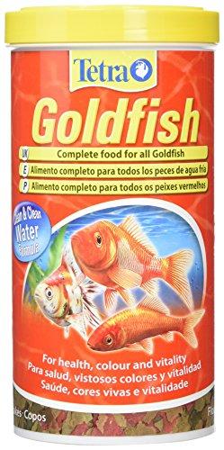 Comida para peces de Tetra GOLDFISH